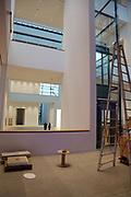 Mannheim. 08.11.17 | Zum Neubau Kunsthalle<br /> Innenstadt. Kunsthalle. Pressegespräch zum Neubau der Neuen Kunsthalle. Die Eröffnung der Neuen Kunsthalle im Dezember nur mit Skulpturen - keine Gemälde wegen technischen Verzögerungen.<br /> <br /> <br /> <br /> <br /> BILD- ID 01555 |<br /> Bild: Markus Prosswitz 08NOV17 / masterpress (Bild ist honorarpflichtig - No Model Release!)