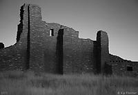 Enchanted Light. Near the Sangre De Cristo Mountains, outside Albuquerque, New Mexico - 10/12/2011.