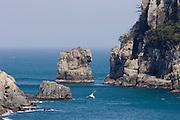 Geojedo (Geoje Island), Hallyeo Maritime National Park. Haegeumgang.