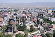 Kars est une ville de Turquie orientale, préfecture de la province du même nom. Turquie, 2014