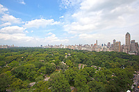 View from 160 Central Park South