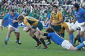 Rugby JTM - Italia vs Australia - Rome 2006