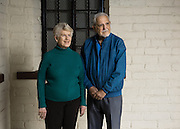 SAN BERNARDINO, CALIFORNIA - JANUARY 4, 2016: The San Bernardino Art Center in San Bernardino, Ca was named in honor of Dorthy and Ernest Garcia.