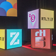 NLD/Amsterdam/20160829 - Seizoenspresentatie RTL 2016 / 2017, Rtl Kubussen