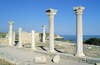 Kersones - grec city - Sebastopol - Crimea - Ukraine
