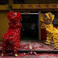 Celebration of the Chinese New Year 2016 in Panama in the China Town of downtown Panama City, Panama. Photo by: Tito Herrera / www.titoherrera.com