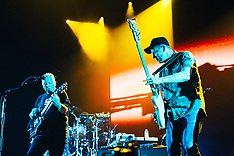New Order - Bill Graham Civic Auditorium - 7/11/14