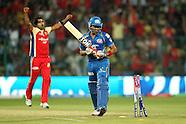 IPL Match 2 Royal Challengers Bangalore v Mumbai Indians