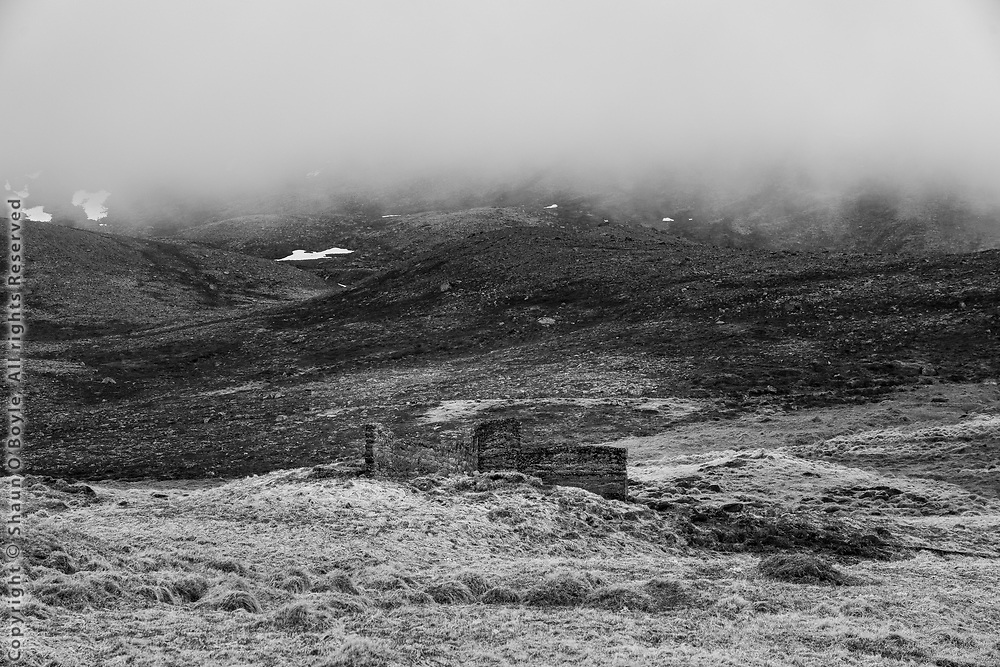 Two Walls, Trollaskagi Peninsula