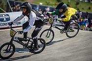 15 Boys #135 (CHERUBINO Blade) AUS at the 2018 UCI BMX World Championships in Baku, Azerbaijan.