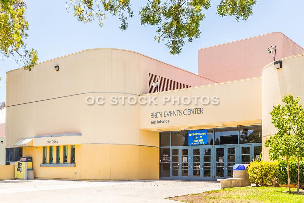 Bren Events Center East Entrance