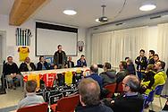 Presentazione delle squadre 2016 del Veloce Club Borgo Valsugana, Borgo Valsugana 25 Marzo 2016 © foto Daniele Mosna
