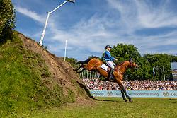 SCHNEIDER Karl (GER), Citronello Z<br /> Hamburg - 90. Deutsches Spring- und Dressur Derby 2019<br /> J.J.Darboven präsentiert: <br /> 90. Deutsches Spring-Derby<br /> Bemer Riders Tour - Wertungsprüfung 3. Etappe <br /> CSI4* - Derby Tour Springprüfung mit Stechen<br /> 02. Juni 2019<br /> © www.sportfotos-lafrentz.de/Stefan Lafrentz