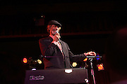 Gil Scott Heron at Gil Scott-Heron Produced by Jill Newman Productions and held at BB Kings on November 4, 2009 in New York City