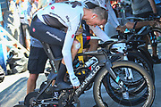 Christopher Froome (GBR - Team Sky) during the Tour de France 2018, Stage 3, Team Time Trial, Cholet-Cholet (35 km) on July 9th, 2018 - Photo Ilario Biondi/ BettiniPhoto / ProSportsImages / DPPI