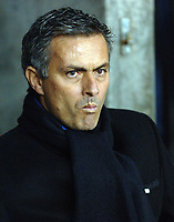 Photo: Paul Greenwood.<br />Wigan Athletic v Chelsea. The Barclays Premiership. 23/12/2006. Cheslea manager Jose Mourinho