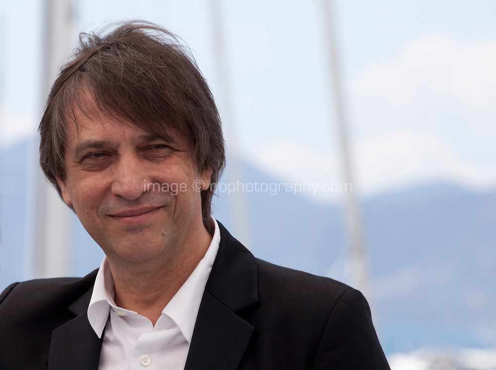 Director Sergei Dvortsevoy at the Ayka (The Little One) film photo call at the 71st Cannes Film Festival, Friday 18th May 2018, Cannes, France. Photo credit: Doreen Kennedy