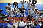 LATINA 27 GIUGNO 2012<br /> BASKET <br /> ITALIA - FINLANDIA<br /> NELLA FOTO ROBERTO RICCHINI<br /> FOTO CIAMILLO