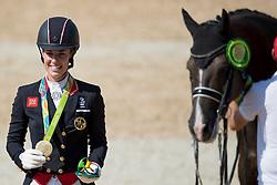 Dujardin Charlotte, GBR<br /> Olympic Games Rio 2016<br /> © Hippo Foto - Dirk Caremans<br /> 15/08/16