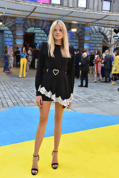 Gabriella Wilde at the Royal Academy Of Arts Summer Exhibition Preview Party 2018 held at The Royal Academy, Burlington House, Piccadilly, London, England. 06 June 2018.