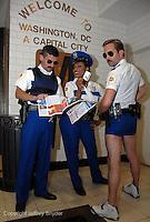 Reno 911 cast member visit Washington, DC
