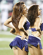 FIU Dazzlers..Best dance team on the planet!  They were really working hard.  The rain was no stop!  Nice work Dazzlers!