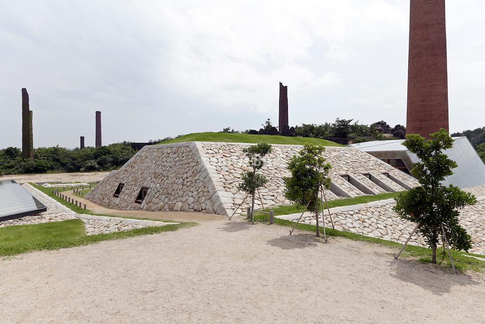 Inujima Island art project Japan Seto Inland Sea