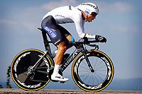 Sykkel<br /> UCI VM 2014<br /> Ponferrada Spania<br /> 24.09.2014<br /> Temporitt menn senior<br /> Foto: PhotoNews/Digitalsport<br /> NORWAY ONLY<br /> <br /> Ponferrada - Spain  - wielrennen - cycling - radsport - cyclisme - Tony Martin (Germany / Team Omega Pharma - Quickstep)  pictured during  Championnats du Monde UCI CLM/ UCI TT World Championships (Men Elite)