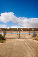 Solar Panels, Mojave Desert, California
