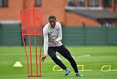 Liverpool Training Session - 22 August 2017