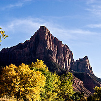 Watchman Tower, Zion Nationl Park