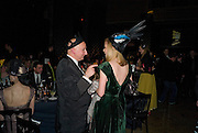 STEPHEN JONES; ROISIN MURPHY, British Fashion Awards Ceremony. Supported by Swarovski and organised by British Fashion Council. Lawrence Hall. Greycoat St. London SW1. 25 November 2008 *** Local Caption *** -DO NOT ARCHIVE-© Copyright Photograph by Dafydd Jones. 248 Clapham Rd. London SW9 0PZ. Tel 0207 820 0771. www.dafjones.com.