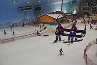Emirats Arabes Unis, Dubai, Centre commercial Mall of the Emirates, Ski Dubai // United Arab Emirates, Dubai, Mall of the Emirates commercial center, Ski Dubai