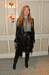 JOSEPHINE DE LA BAUME at the launch of Mrs Alice in Her Palace - a fashion retail website, held at Fortnum & Mason, Piccadilly, London on 27th March 2014.