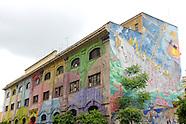 20160427 -Blu, street artist italiano murales in via del Porto Fluviale Roma