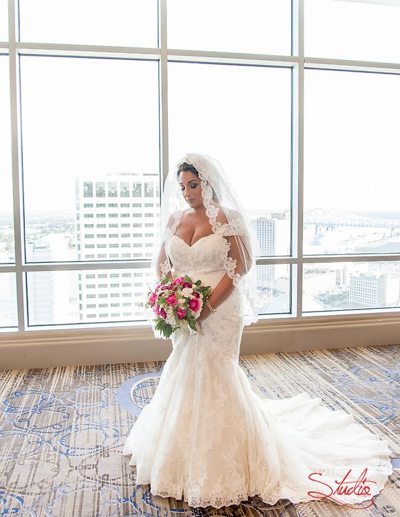 Vinnie & Angela Wedding Photography Samples | Marriott on Canal, Jackson Square, The Jaxson | 1216 Studio Wedding Photography