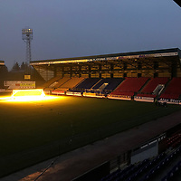 St Johnstone Pitch Lights