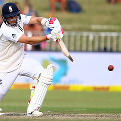 Durban South Africa - December 28, Joe Root of England during the match between South Africa  and England day 3 of the 1st test , 28 December 2015. (Photo by Steve Haag) images for social media must have consent from Steve Haag