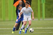 06.05.2017; Zuerich; <br /> Fussball FCZ Academy - FC Zuerich FE13 Oberland_FE13 TBOE; <br /> Alexander Seupke (Zuerich) <br /> (Andy Mueller/freshfocus)