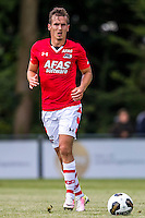 HEERHUGOWAARD - 02-07-2016, oefenwedstrijd, SVW - AZ , sportpark de Kabel, AZ speler Stijn Wuytens