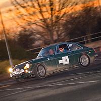 Car 38 Derek Reynolds / Sean Reynolds - MG GCT