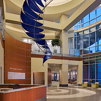 DCH Cancer Center Lobby - Tuscaloosa, AL
