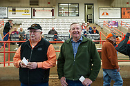 Oklahoma State University Animal Science Old Timer's Judging contest