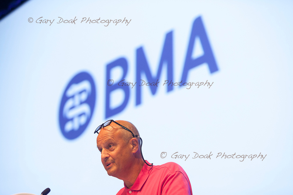 BMA LMC's Conference<br /> EICC, Edinburgh<br /> <br /> 19th May 2017<br /> <br /> Picture by Gary Doak