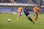 Fred Onyedinma of Millwall during the EFL Sky Bet Championship match between Millwall and Reading at The Den, London, England on 26 September 2017. Photo by Toyin Oshodi.