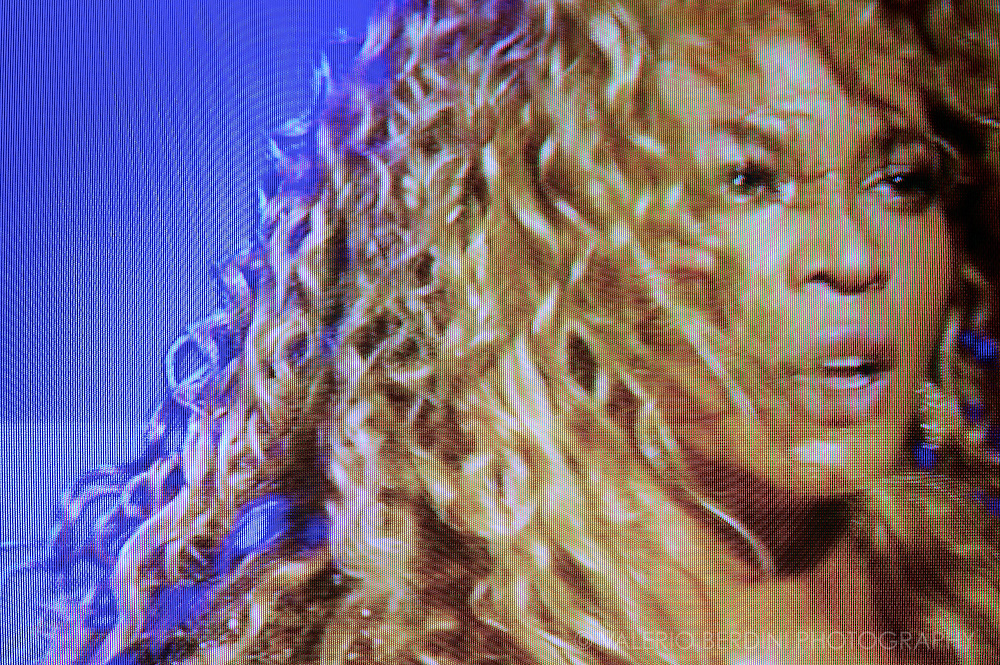 Glastonbury Festival on the BBC. Beyonce.