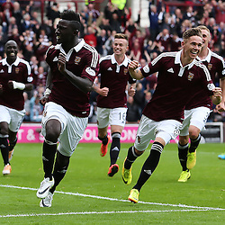 Hearts v Hibs | Scottish Championship | 17 August 2014