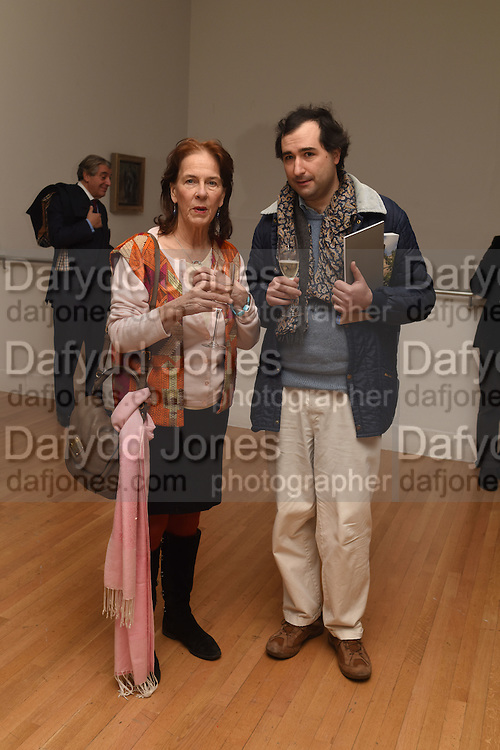 GERALDINE FITZGERALD; IANNIS GOSS, New Work: William Foyle, Royal College of art. Kensington Gore, London.  1 December 2015