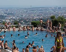 Vienna Heatwave 7/15 (Hitzwelle)
