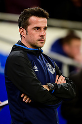 Everton manager Marco Silva prior to kick off - Mandatory by-line: Ryan Hiscott/JMP - 26/02/2019 -  FOOTBALL - Cardiff City Stadium - Cardiff, Wales -  Cardiff City v Everton - Premier League